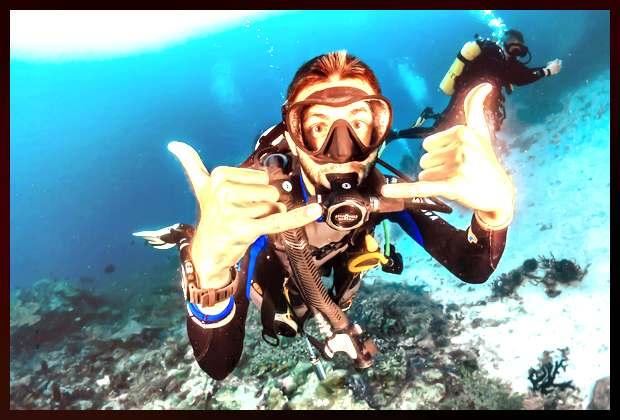 Qué es el buceo, el snorkel y el submarinismo