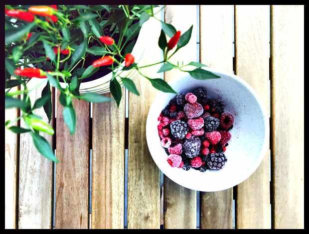 Frutas y Verduras que te hacen bajar de peso